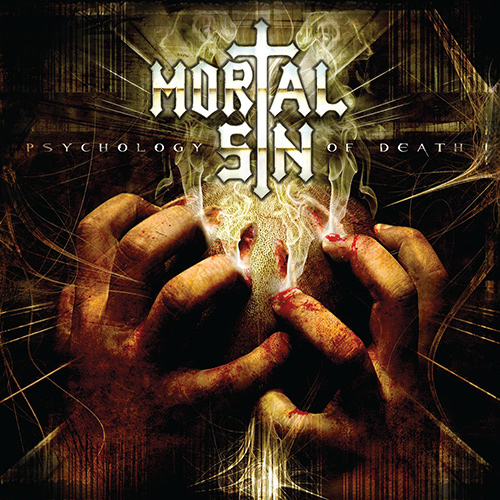 Mortal Sin - Psychology Of Death recenzja okładka review cover