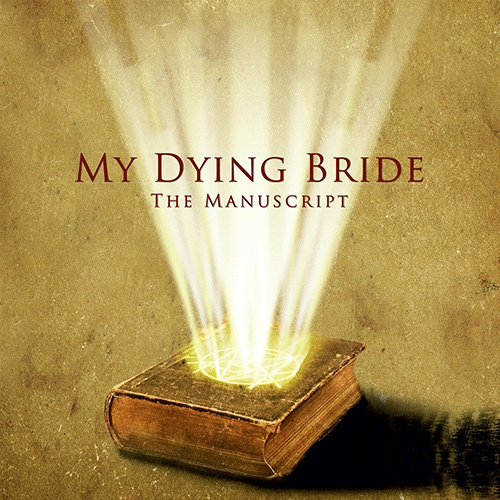 My Dying Bride - The Manuscript recenzja okładka review cover
