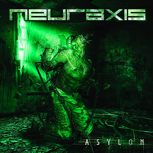Neuraxis - Asylon recenzja okładka review cover