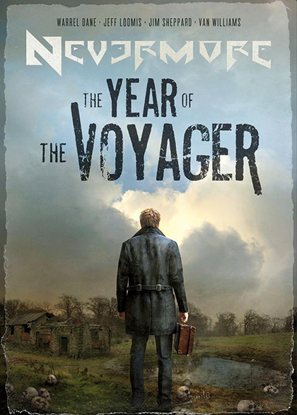 Nevermore - The Year Of The Voyager recenzja okładka review cover