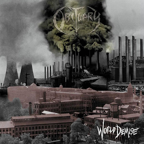 Obituary - World Demise recenzja okładka review cover