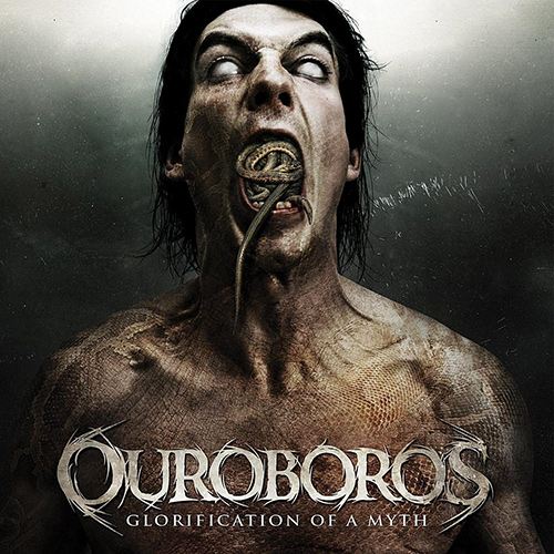 Ouroboros - Glorification Of A Myth recenzja okładka review cover