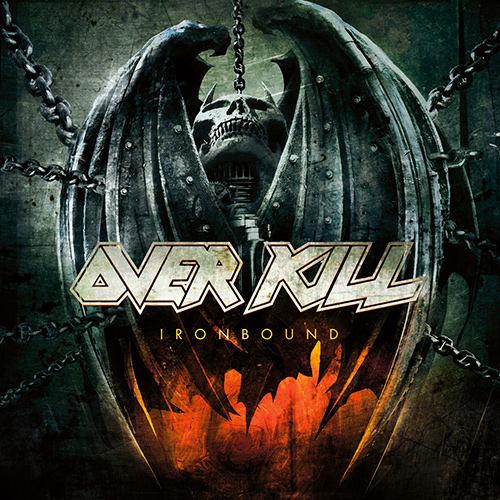 Overkill - Ironbound recenzja okładka review cover