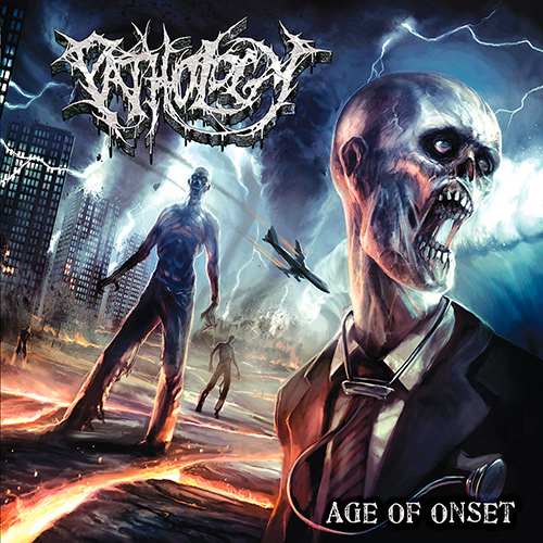 Pathology - Age Of Onset recenzja okładka review cover