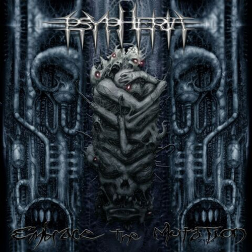 Psypheria - Embrace The Mutation recenzja okładka review cover