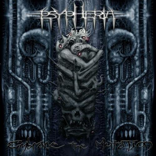 Psypheria - Embrace The Mutation recenzja okładka review cover