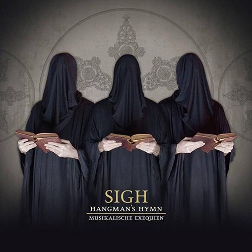 Sigh - Hangman's Hymn: Musikalische Exequien recenzja okładka review cover
