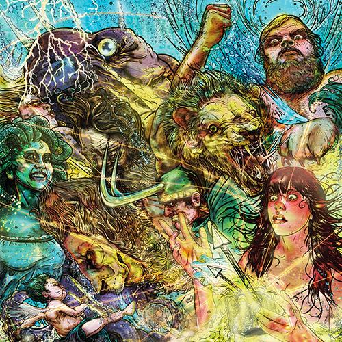 Son Of Aurelius - The Farthest Reaches recenzja okładka review cover