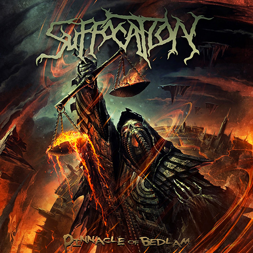 Suffocation - Pinnacle Of Bedlam recenzja