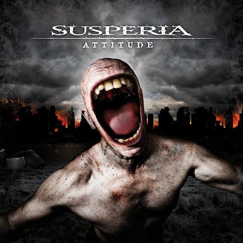 Susperia - Attitude recenzja okładka review cover
