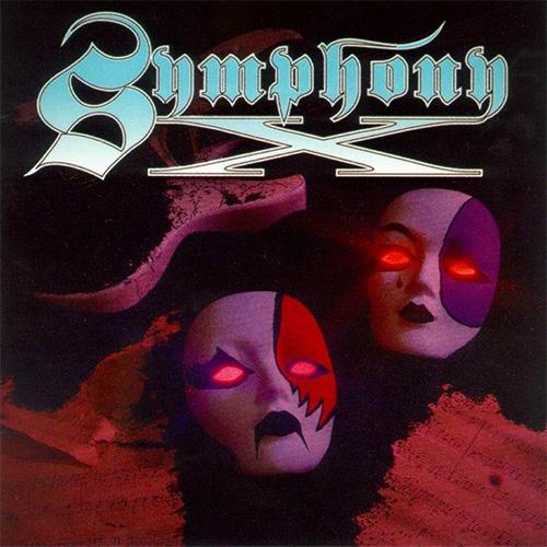 Symphony X - Symphony X recenzja okładka review cover
