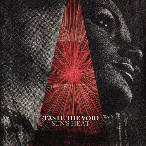 Taste The Void - Sun's Heat recenzja okładka review cover