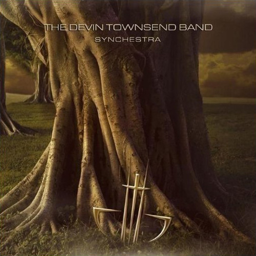 The Devin Townsend Band - Synchestra recenzja okładka review cover
