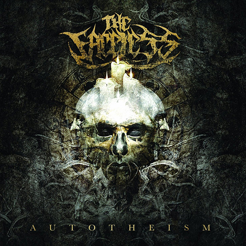 The Faceless - Autotheism recenzja okładka review cover