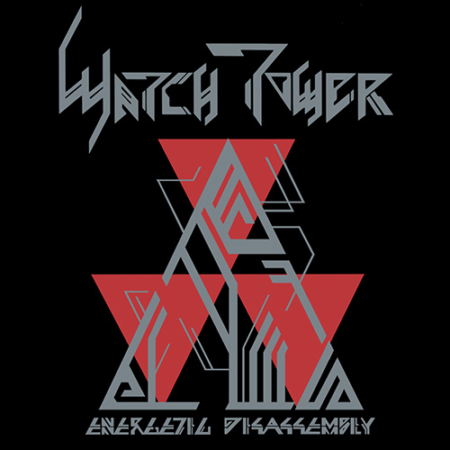 Watchtower - Energetic Disassembly recenzja okładka review cover