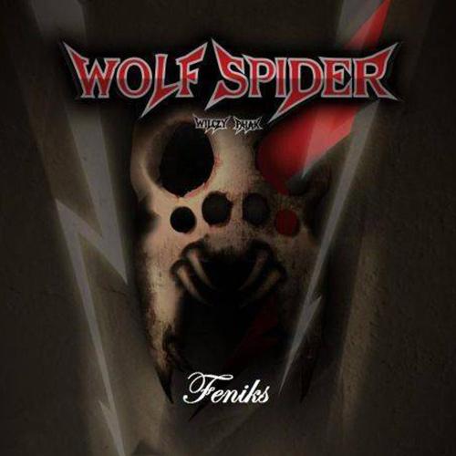 Wolf Spider - Feniks recenzja okładka review cover
