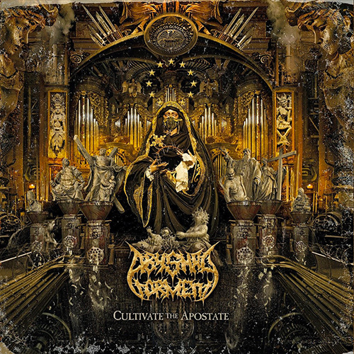 Abysmal Torment - Cultivate The Apostate recenzja okładka review cover
