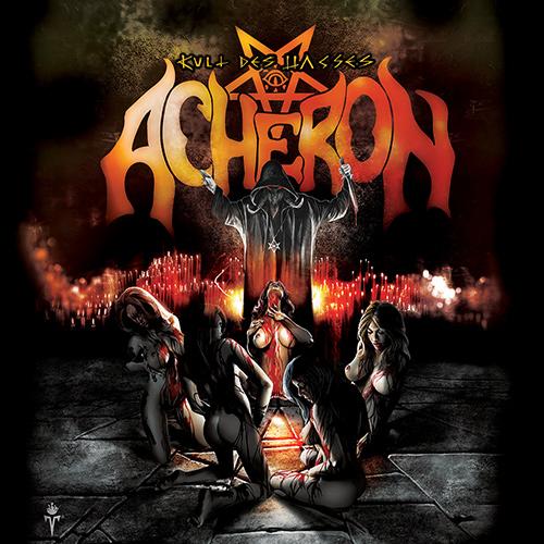 Acheron - Kult Des Hasses recenzja okładka review cover