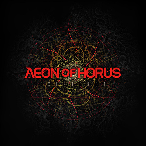 Aeon Of Horus - Existence recenzja okładka review cover