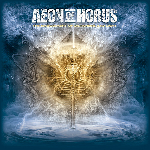 Aeon Of Horus - The Embodiment Of Darkness And Light recenzja okładka review cover