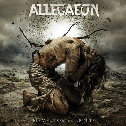 Allegaeon - Elements Of The Infinite recenzja okładka review cover