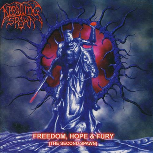 Appalling Spawn - Freedom, Hope & Fury recenzja okładka review cover