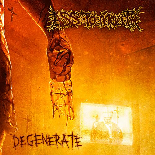 Ass To Mouth - Degenerate recenzja okładka review cover