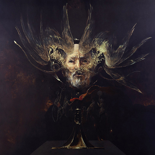 Behemoth - The Satanist recenzja okładka review cover