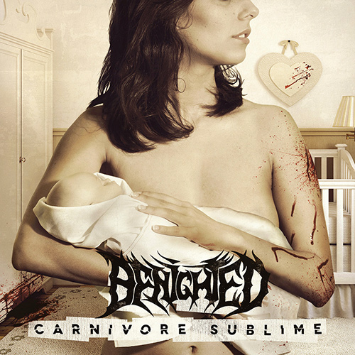 Benighted - Carnivore Sublime recenzja okładka review cover