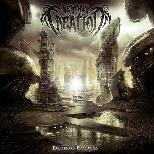 Beyond Creation - Earthborn Evolution recenzja okładka review cover
