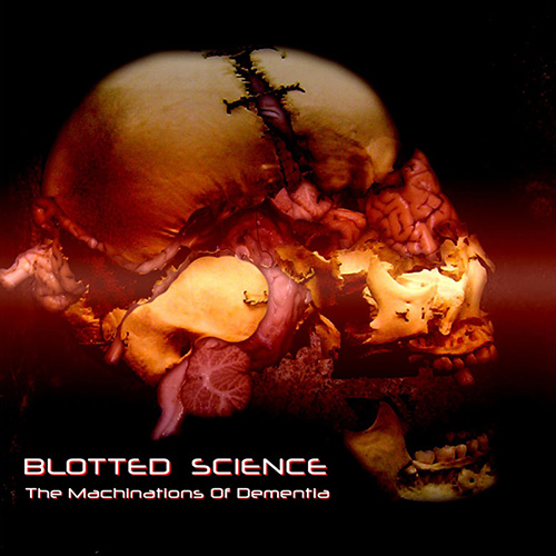 Blotted Science – The Machinations of Dementia recenzja okładka review cover