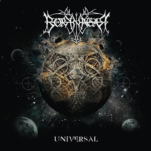 Borknagar – Universal recenzja okładka review cover