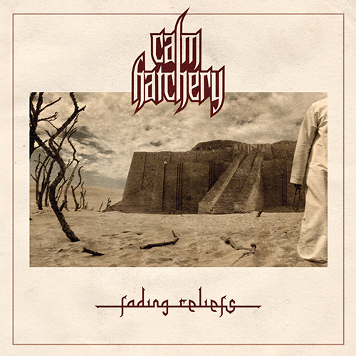 Calm Hatchery - Fading Reliefs recenzja okładka review cover
