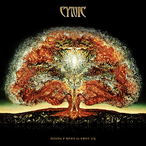 Cynic - Kindly Bent To Free Us recenzja okładka review cover