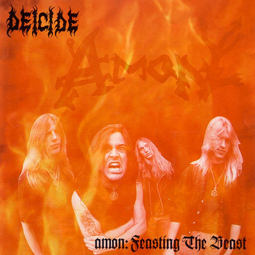 Deicide - Amon: Feasting The Beast recenzja okładka review cover