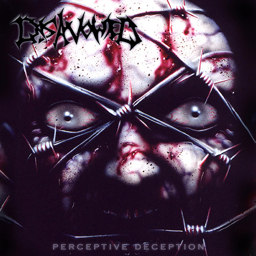 Disavowed - Perceptive Deception recenzja okładka review cover