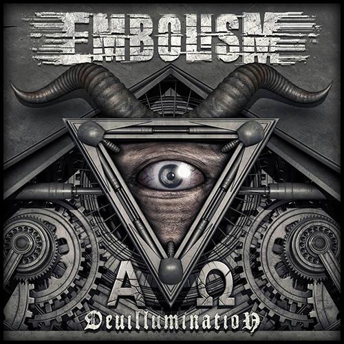 Embolism - Devillumination recenzja okładka review cover