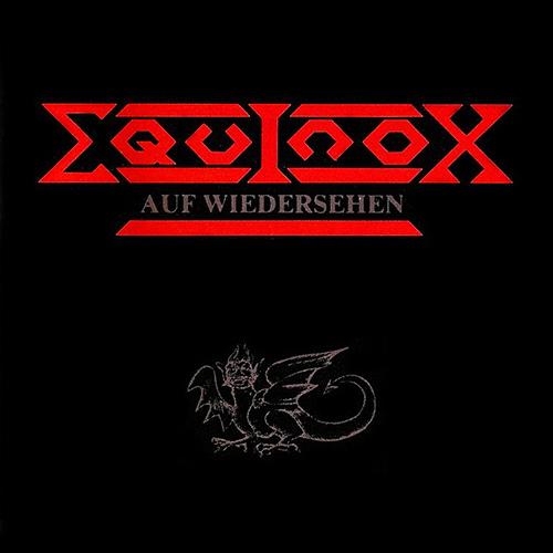 Equinox - Auf Wiedersehen recenzja okładka review cover