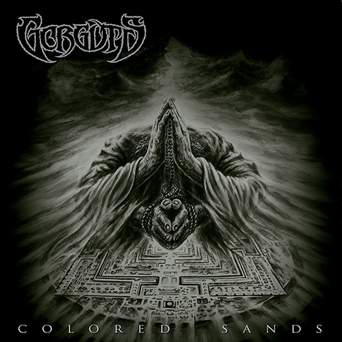 Gorguts - Colored Sands recenzja okładka review cover
