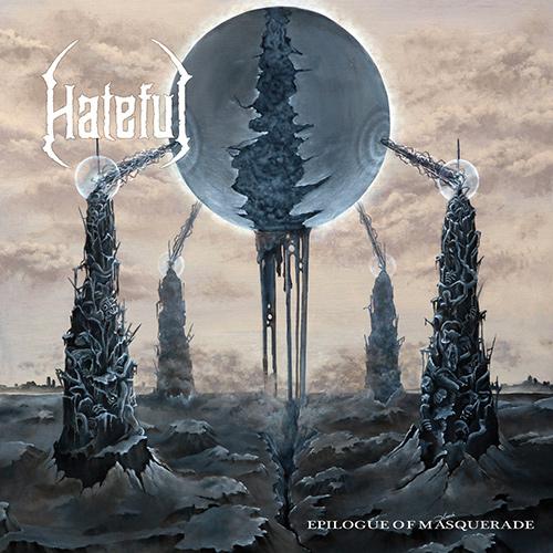 Hateful - Epilogue Of Masquerade recenzja okładka review cover