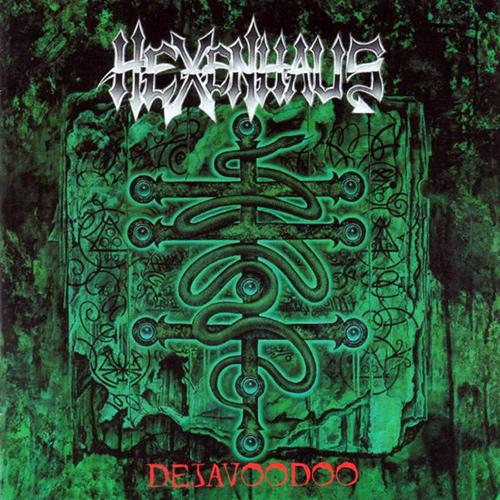 Hexenhaus - Dejavoodoo recenzja okładka review cover