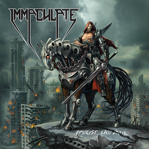 Immaculate – Atheist Crusade recenzja
