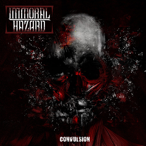 Immoral Hazard - Convulsion recenzja okładka review cover
