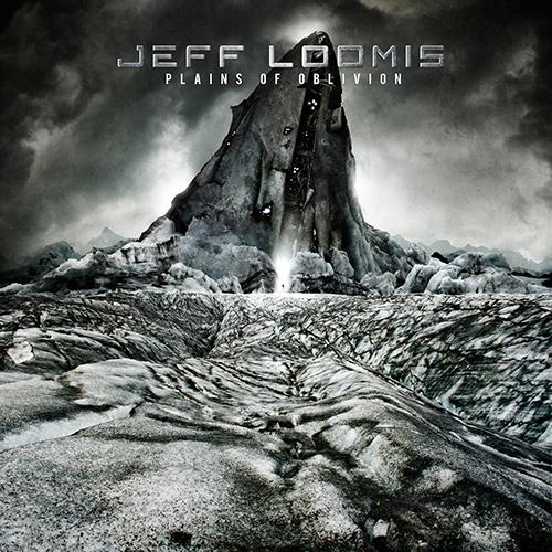 Jeff Loomis - Plains Of Oblivion recenzja okładka review cover