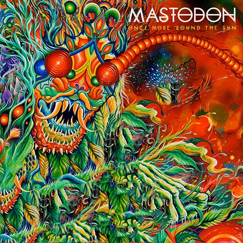 Mastodon - Once More 'Round The Sun recenzja okładka review cover