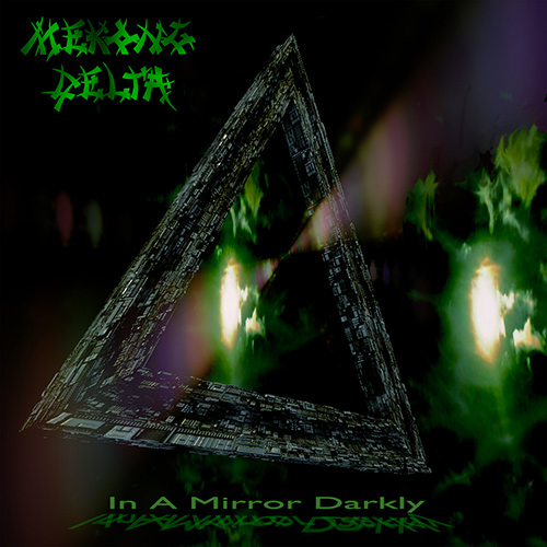 Mekong Delta - In A Mirror Darkly recenzja okładka review cover