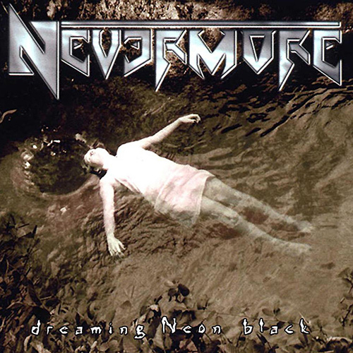 Nevermore - Dreaming Neon Black recenzja okładka review cover