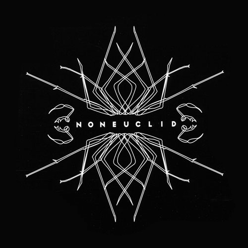 Noneuclid – The Crawling Chaos recenzja okładka review cover