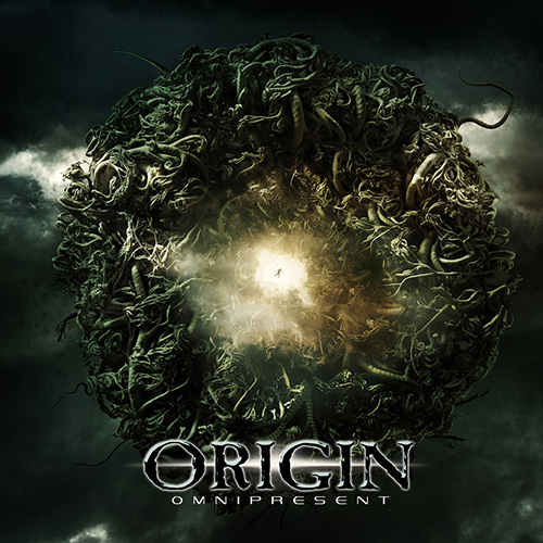 Origin - Omnipresent recenzja okładka review cover