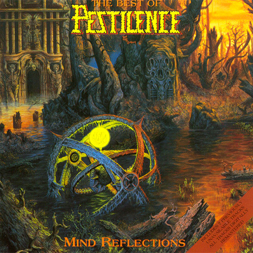 Pestilence - Mind Reflections recenzja okładka review cover